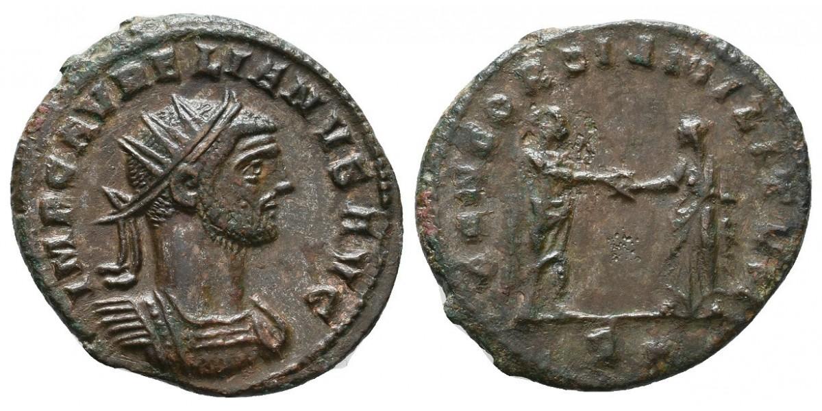 Aureliano. Antoniniano. 270-275 d.C.