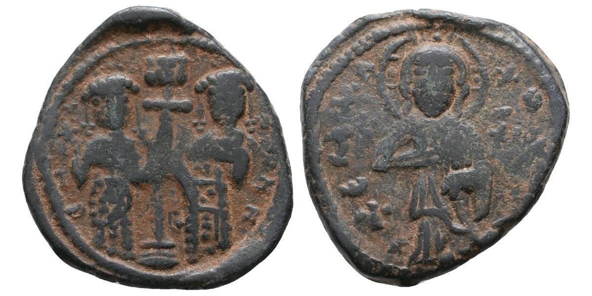 Constantino X. Follis. 1059-1067 d.C.