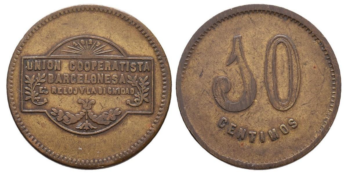 El Reloj y la Dignidad. 10 céntimos. S.F