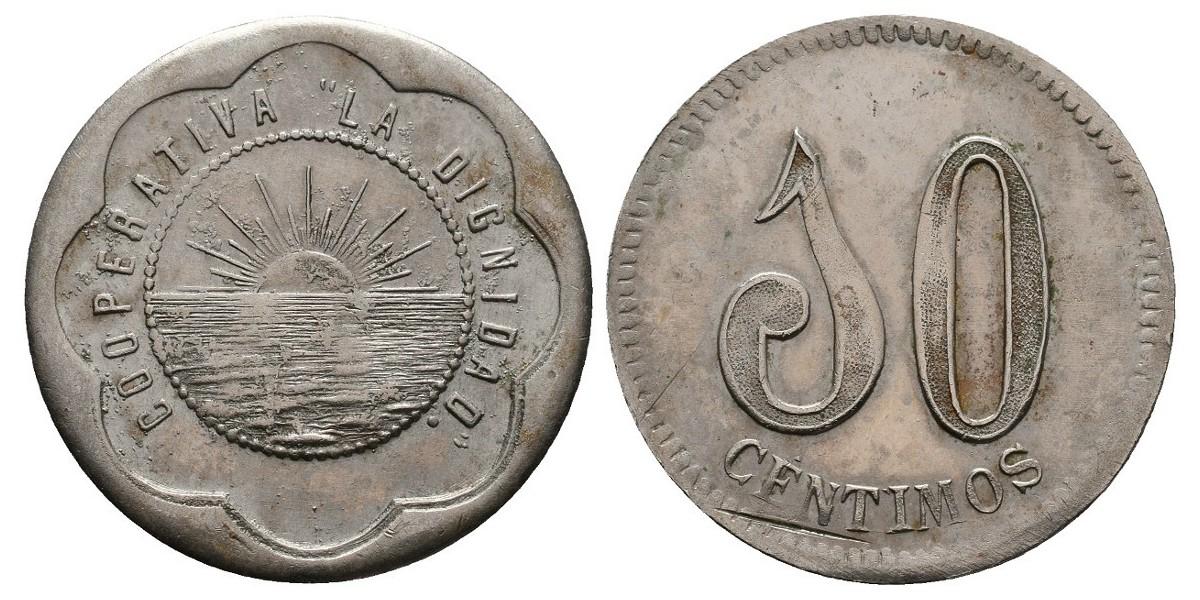 La Dignidad. 10 céntimos. S.F