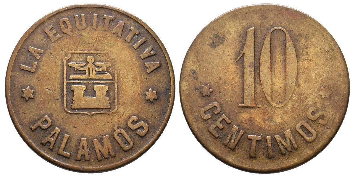 La Equitativa. 10 céntimos. S.F