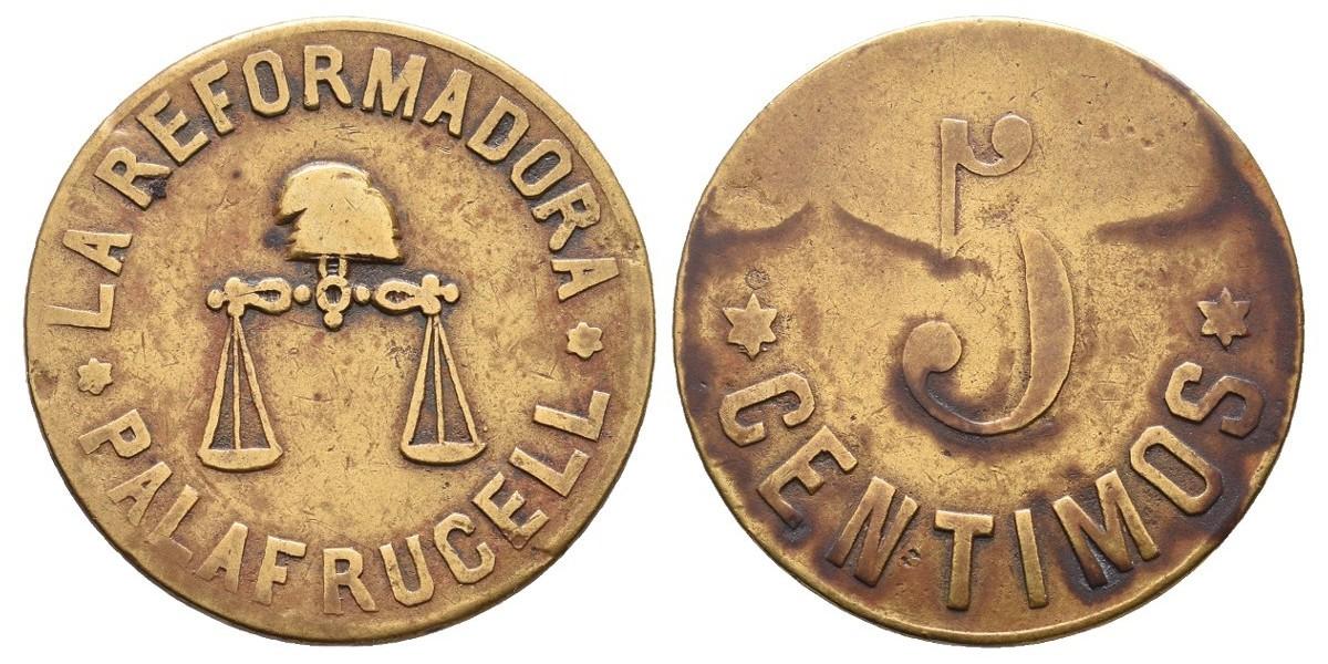 La Reformadora. 5 céntimos. S.F