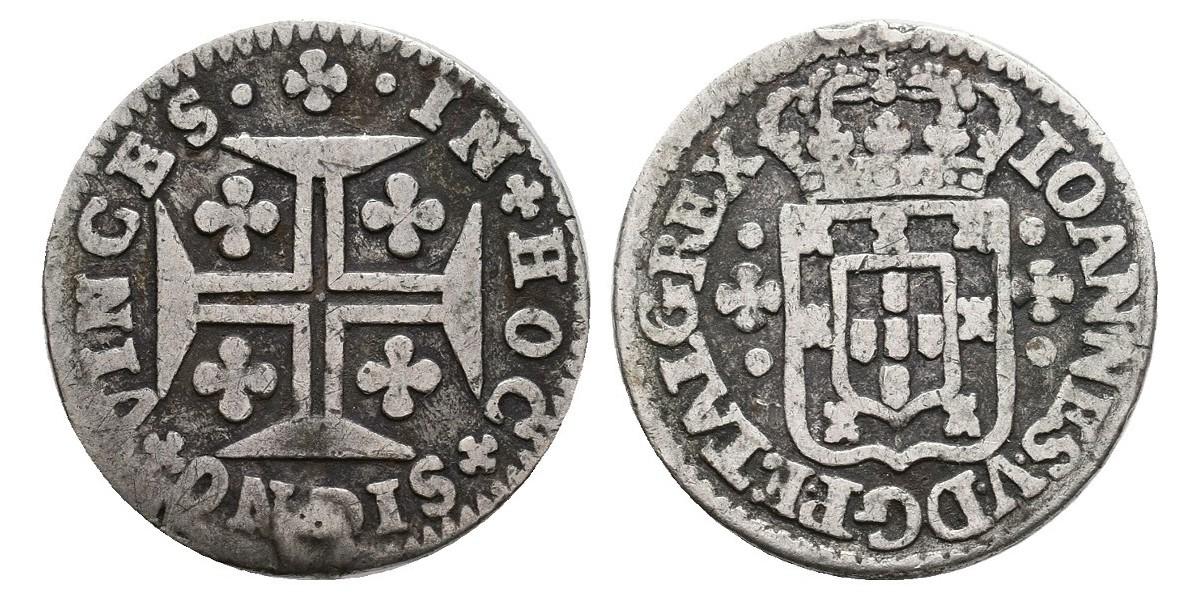 Portugal. 60 reis. 1706-50