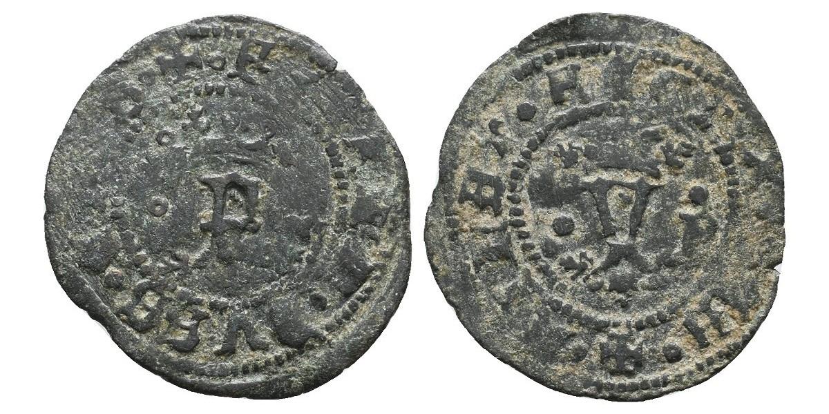Reyes Católicos. Blanca. 1469-1504